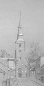 Sint Anna Kerk value study