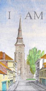 Sint Anna Kerk Egg Tempera